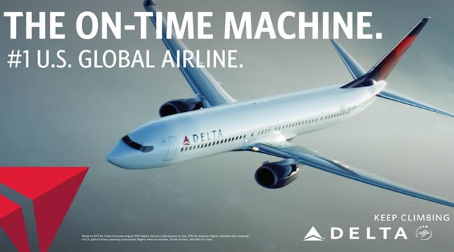 delta airline booking