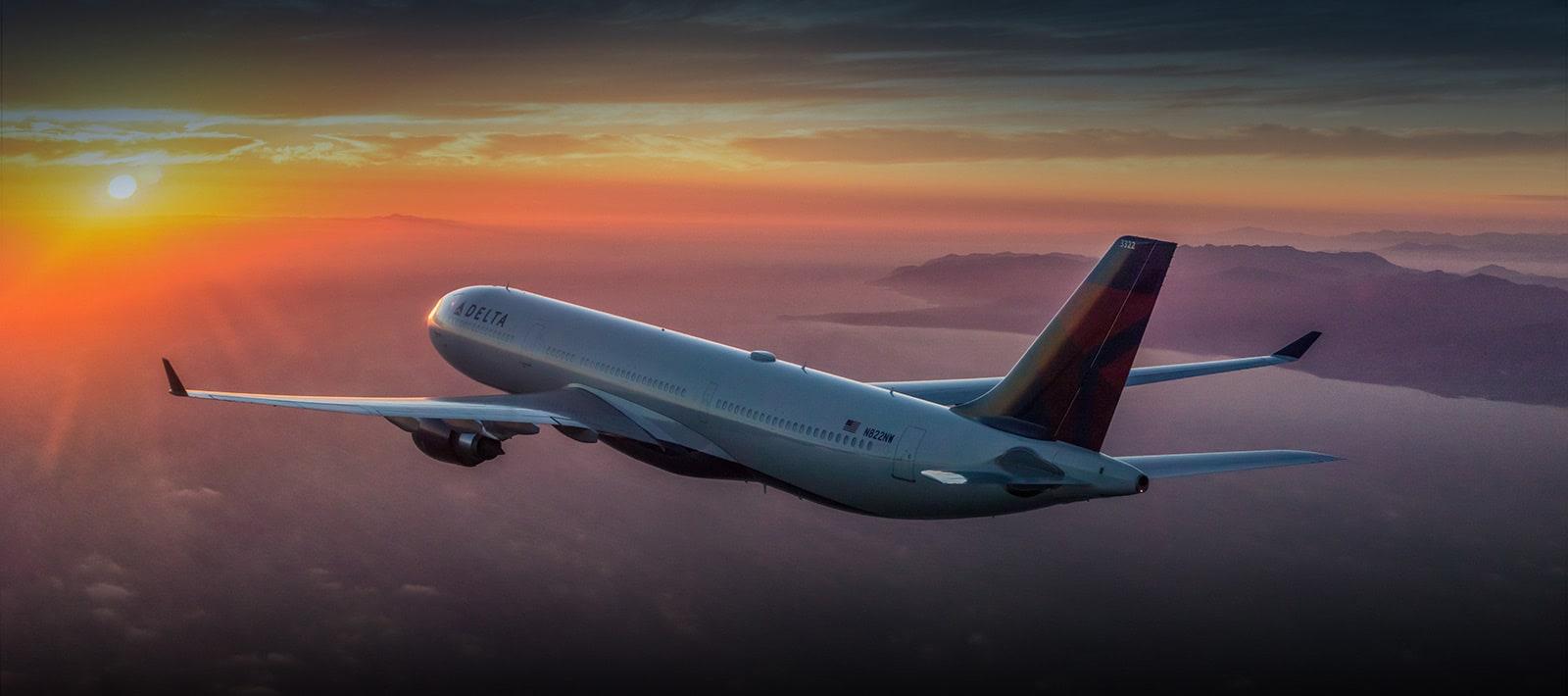 aircraft delta air lines