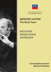 Royal Concertgebouw Orchestra & Bernard Haitink - The Early Years