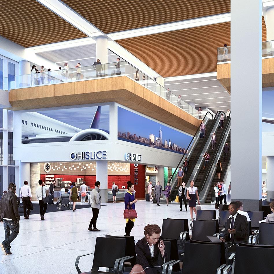 LaGuardia Airport : Delta Air Lines