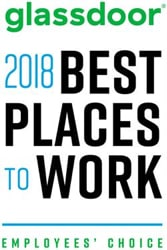 Рейтинг Best Places to Work от Glassdoor