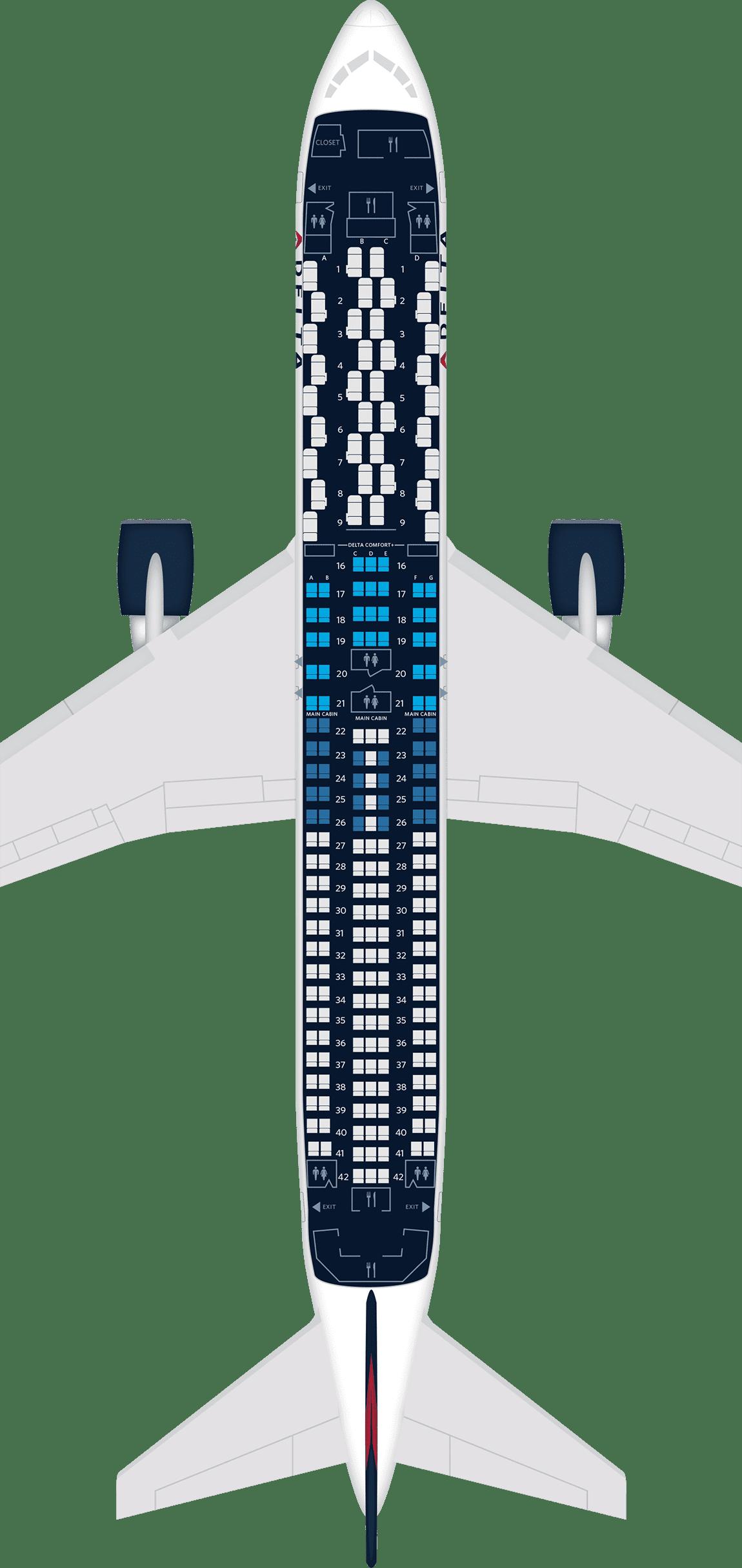Image Result For Boeing Er Seat Map